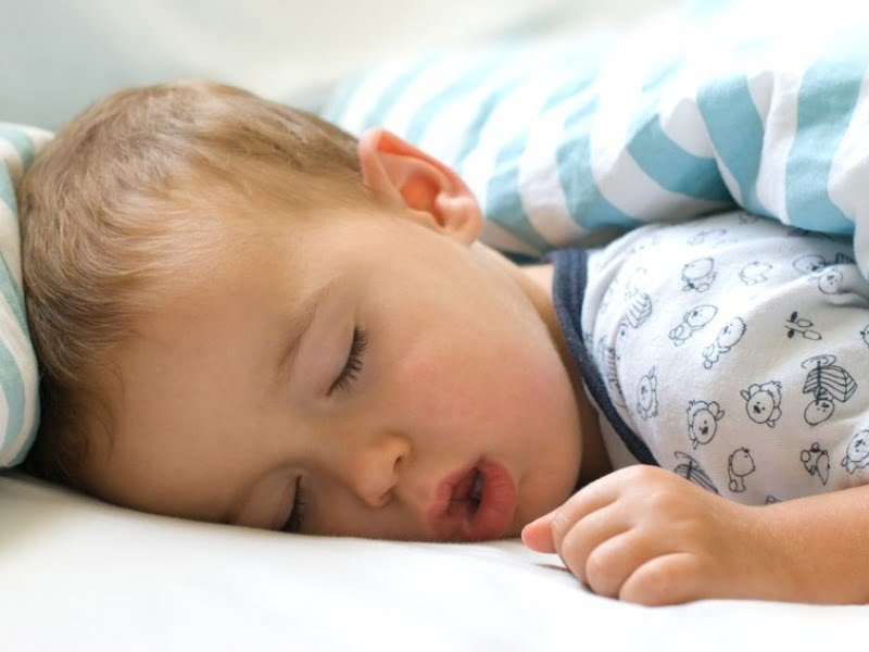 Ροχαλητό Και Υπνική Άπνοια Στα Παιδιά 1