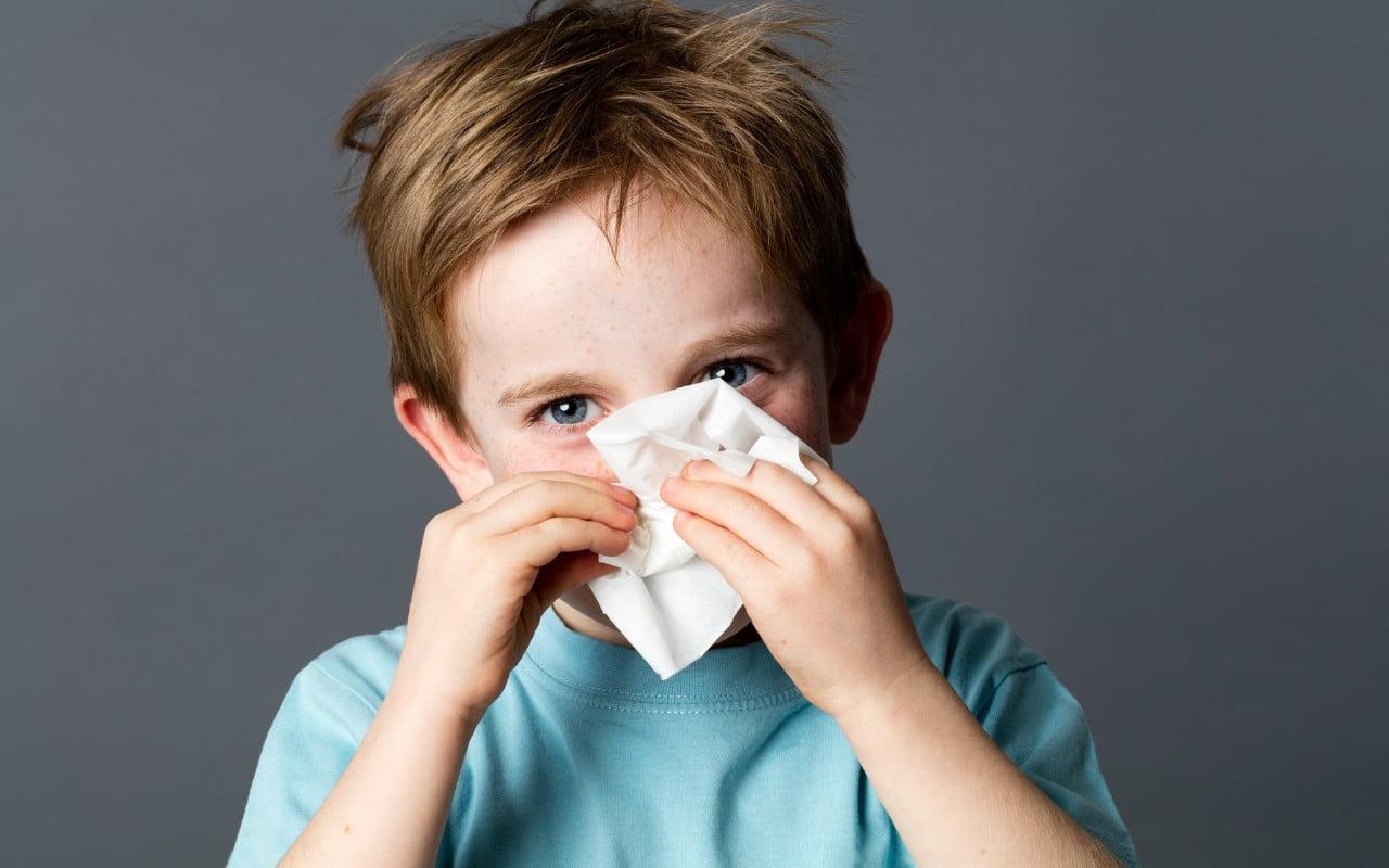 Παιδική ιγμορίτιδα και ρινίτιδα 1